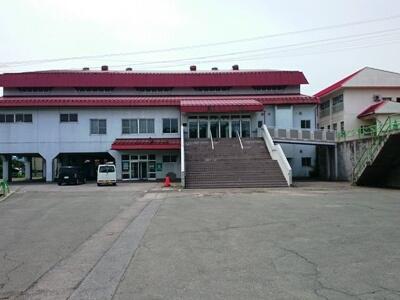 ハイキュー 軽米町立体育館