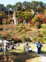 秋田県道322号きみまち阪公園素波里湖線